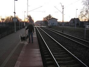 Photo: Wraz z wschodem słońca ruszamy z Przeczy, małej wsi znajdującej się pomiędzy Brzegiem a Opolem.