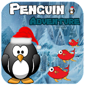 Penguin jump Ice fish subway™