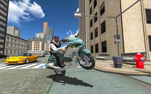 Game Motorbike Simulator Stunt Racing APK for Windows Phone