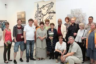 Photo: Участники выставки