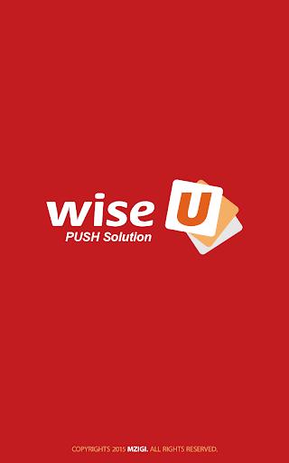 wiseU PUSH