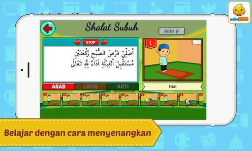 Belajar Shalat + Suara  screenshots 3