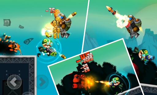 Metal Heroes - Combat shooting action games cheat screenshots 2