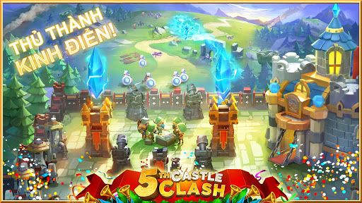 Castle Clash: Quyu1ebft Chiu1ebfn  {cheat|hack|gameplay|apk mod|resources generator} 2