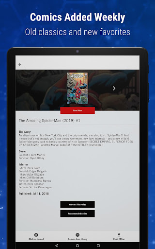 Marvel Unlimited 6.8.0 Screenshots 22