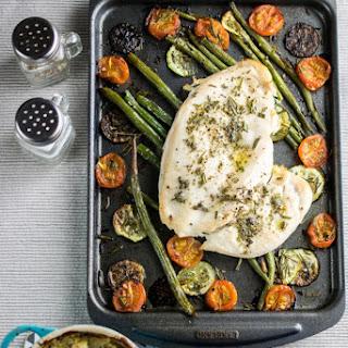 Chicken & Dauphinoise Potatoes