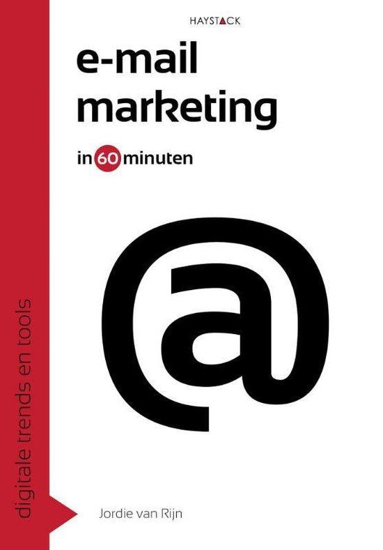 Voorbeeld boek: Email-marketing in 60 Minuten
