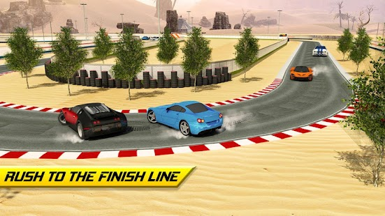 Download American Muscle Car Drift Racing Simulator for PC