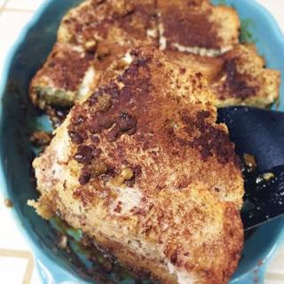 Gluten Free French Toast Casserole