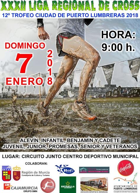 4ª jornada de la XXXII Liga Regional. Puerto Lumbreras