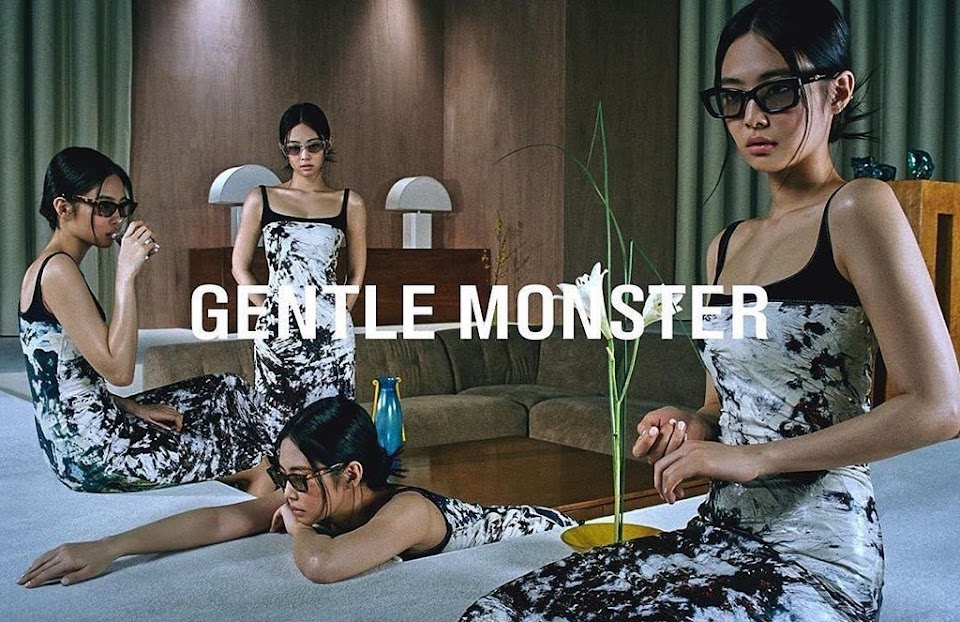 blackpink jennie gentle monster jentle home