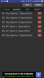 List TV Channels - The best P2P TV app ever Hack for the game