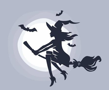 Creatief heksenspel