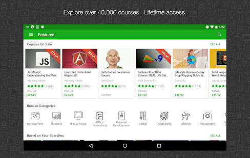 Udemy Online Courses Screenshot 11