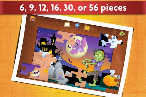 Jigsaw Puzzles Halloween Game for Kids 👻 - Android Apps on Google ...