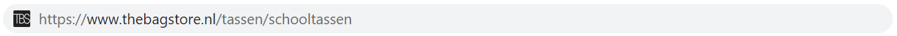 SEO vriendelijke URL-structuur