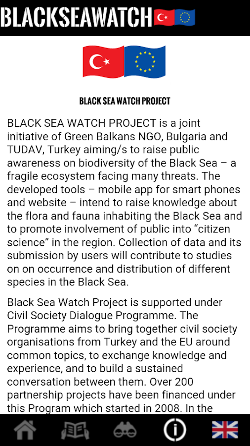 Black Sea Watch- screenshot