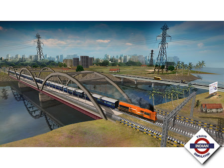 Indian Train Simulator 1.7.2 screenshot 2081449