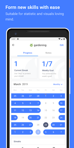 Habitify Habit Tracker 6.1.0 screenshots 2