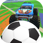 Monster Truck Soccer 3D