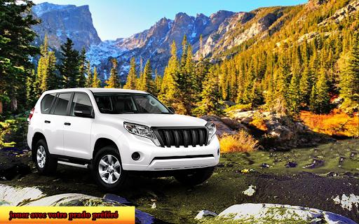 Mountain Prado Driving 2019: Jeux de vraie voiture  captures d'écran 1