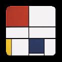 Mondrian icon