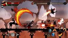 Stickman Legends: ニンジャウォリアーの格闘RPGのおすすめ画像1