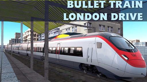Bullet Train London Drive