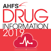 AHFS Drug Information (2019) Android APK Download Free By Skyscape Medpresso Inc