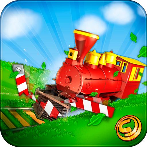 列車の踏切 Cross Road 解謎 App LOGO-APP試玩