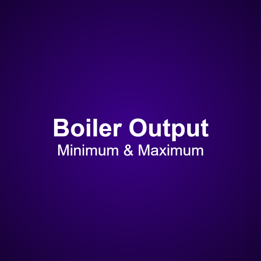 Boiler | Output Min/Max (Unreleased) file APK for Gaming PC/PS3/PS4 Smart TV
