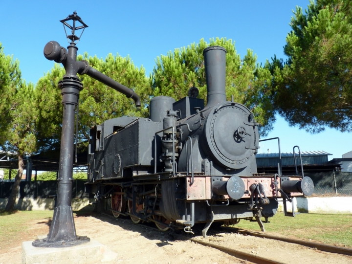 Locomotiva a carbone 835062 di aldo
