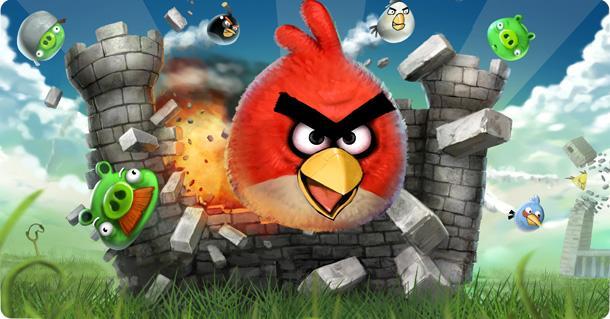 تحميل لعبة الطيور الغاضبة Angry Birds للاندرويد مجانا APK