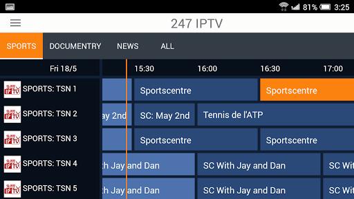 247 IPTV 1.0 screenshots 5