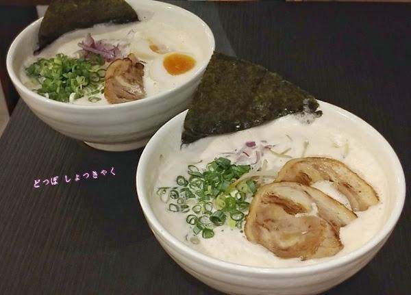 麵屋 高,高雄也有泡沫系拉麵啦!獨特綿密口感,正統日本人開的日式拉麵店