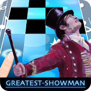 The Greatest Showman Piano Tiles