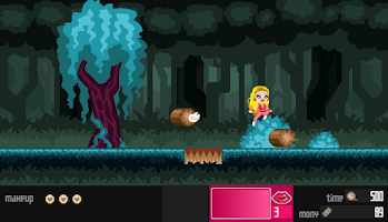 The Shade Forest - Drag Queen Roguelite Platformer