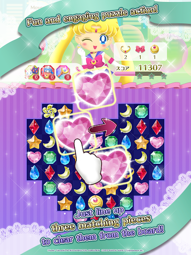 Sailor Moon Drops 1.20.0 screenshots 8