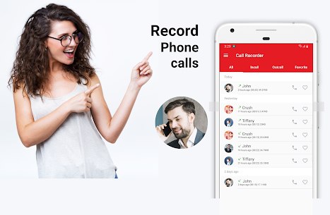 Easy Call Recorder – Automatic call recorder 1