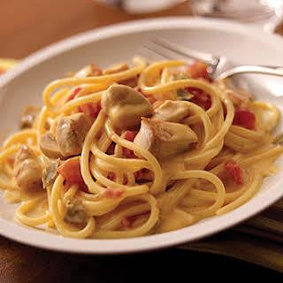 VELVEETA® Spicy Chicken Spaghetti.