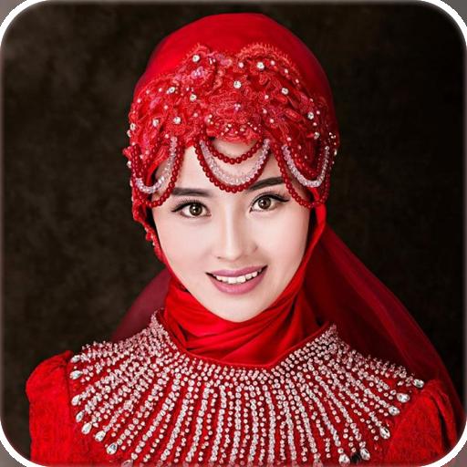 Bridal Hijab Fashion Suit APK