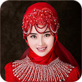 Bridal Hijab Fashion Suit
