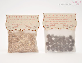 Photo: http://bettys-crafts.blogspot.de/2013/12/rentier-kacke-und-rentier-futter.html