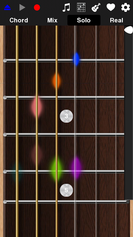 Real Guitar - Guitar Simulator- screenshot