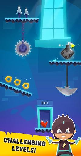 Télécharger The Jumpers - Super Adventure Jump Game apk mod screenshots 1