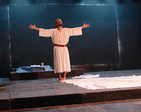 """Photo: Rich Swingle performs Journey to the Garden in Amman, Jordan.  Permission granted for using to promote Journey to the Garden. For a higher resolution photo click """"More"""" and then """"Download photo.""""  © Copyright 2011 by Katie Wampler"""