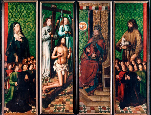Altarpiece of the Virgin Mary of the Brotherhood of the Black Heads