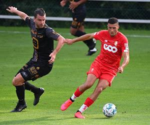 """Le Top 4 ? Selim Amallah y croit : """"Nous sommes l'une des meilleures équipes de Belgique"""""""