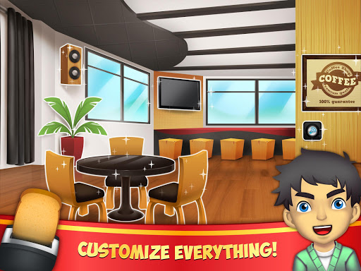 My Coffee Shop - Coffeehouse Management Game filehippodl screenshot 7