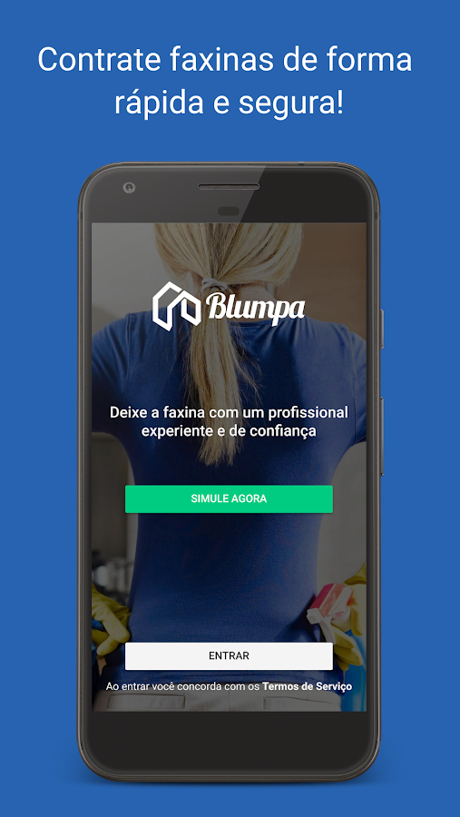 Blumpa- screenshot